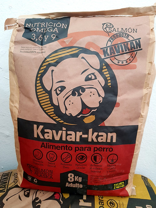 KaviarKan Salmón 8kg
