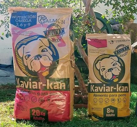 Croquetas Kaviar-kan
