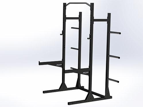 Performance Half Rack w/ Pull up Bar
