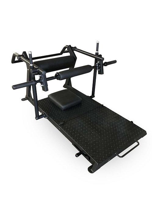 ADP  Strength Series; Glute Bridge/Hip Thrust Plate Loaded Machine