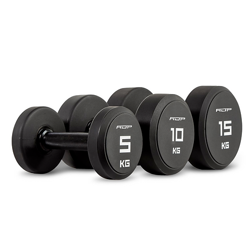 Commercial Grade Round Dumbbells (Pairs)