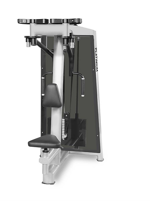 Rear Delt Fly - Pin Load Machine