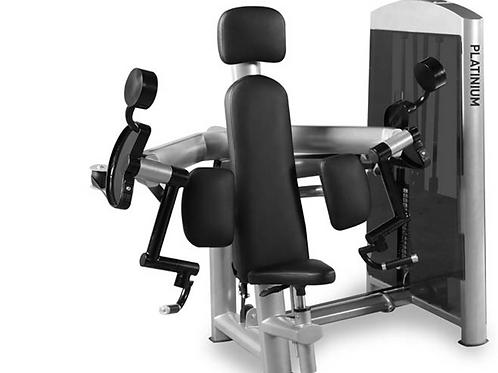 Free move Arm Curl  - Pin Load Machine
