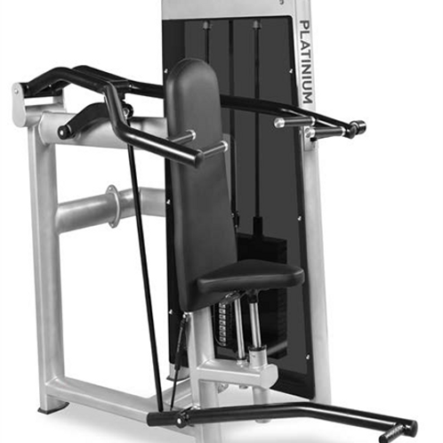 Seated Shoulder Press - Pin Load Machine