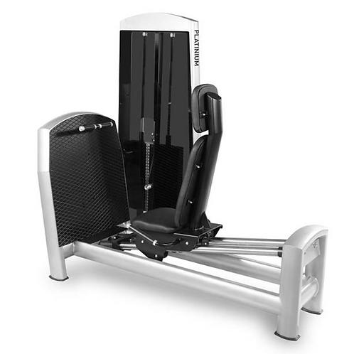 Seated Leg Press (150kg Stack) -  Pin Load Machine