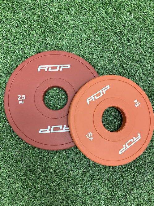 ADP Olympic Change Plates (Pairs/Sets)