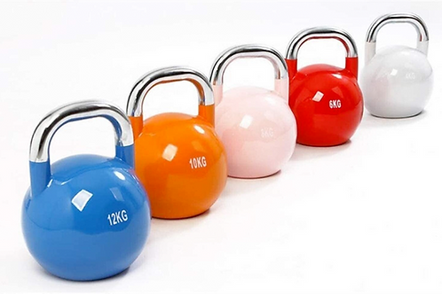 Heavy Duty Competition Kettlebell