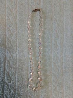 Collier Perles de Crystal