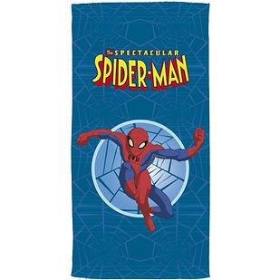 Draps de Plage Spiderman Spectacular.jpg