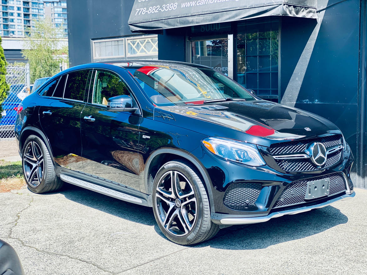 SOLD 2019 Benz GLE43