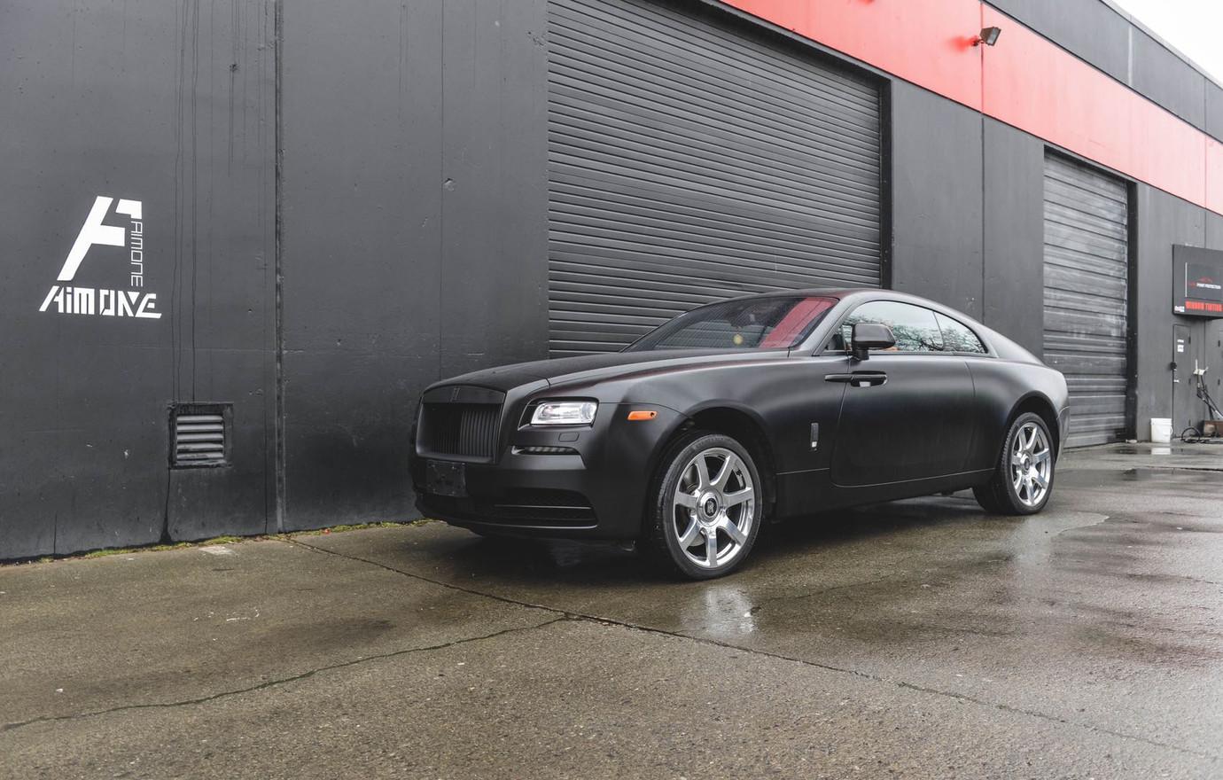 2014Rolls Royce Wraith