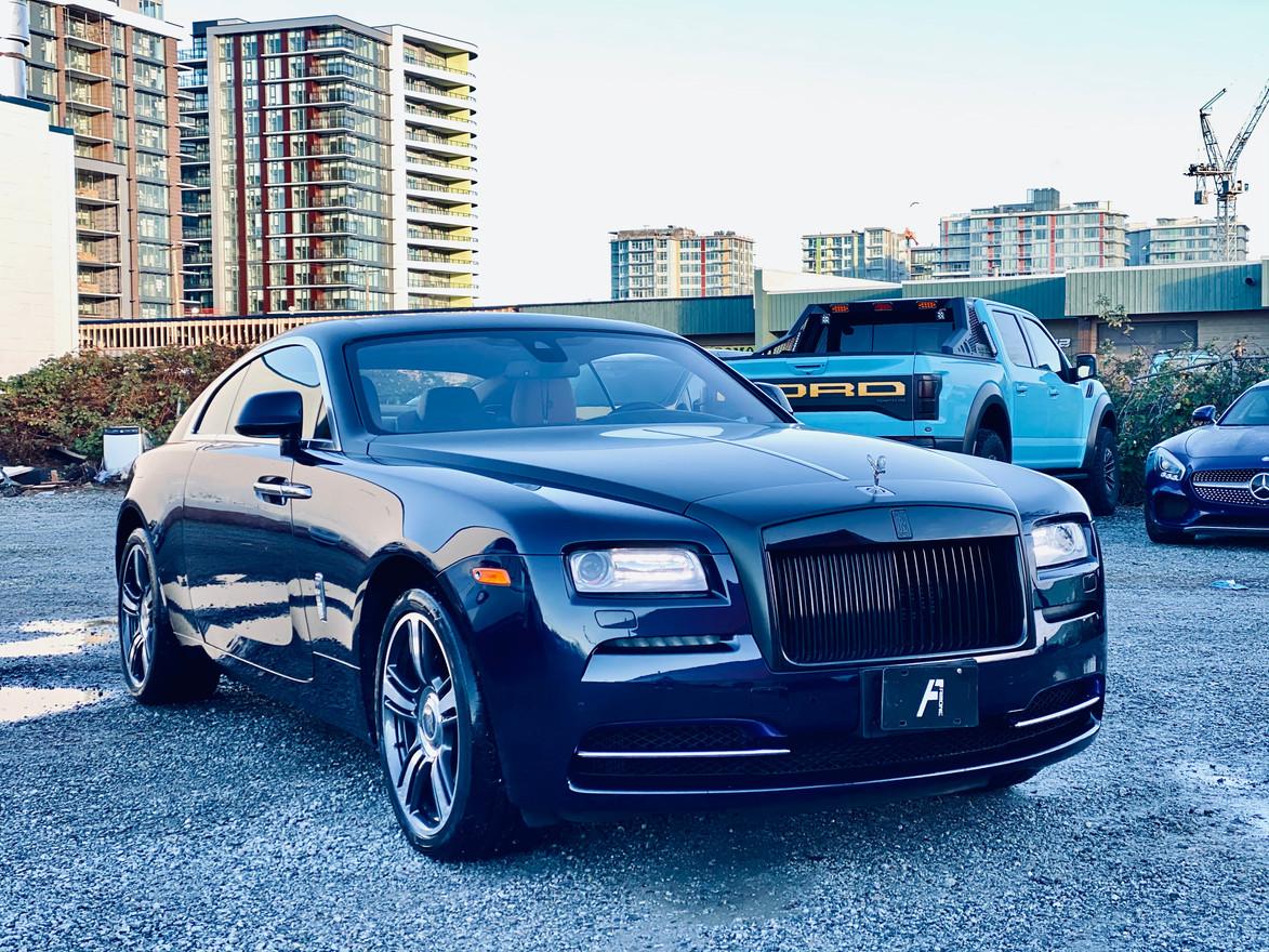 2016Rolls Royce Wraith