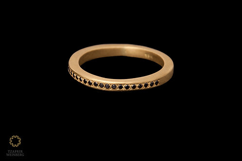 18k Gold diamonds ring