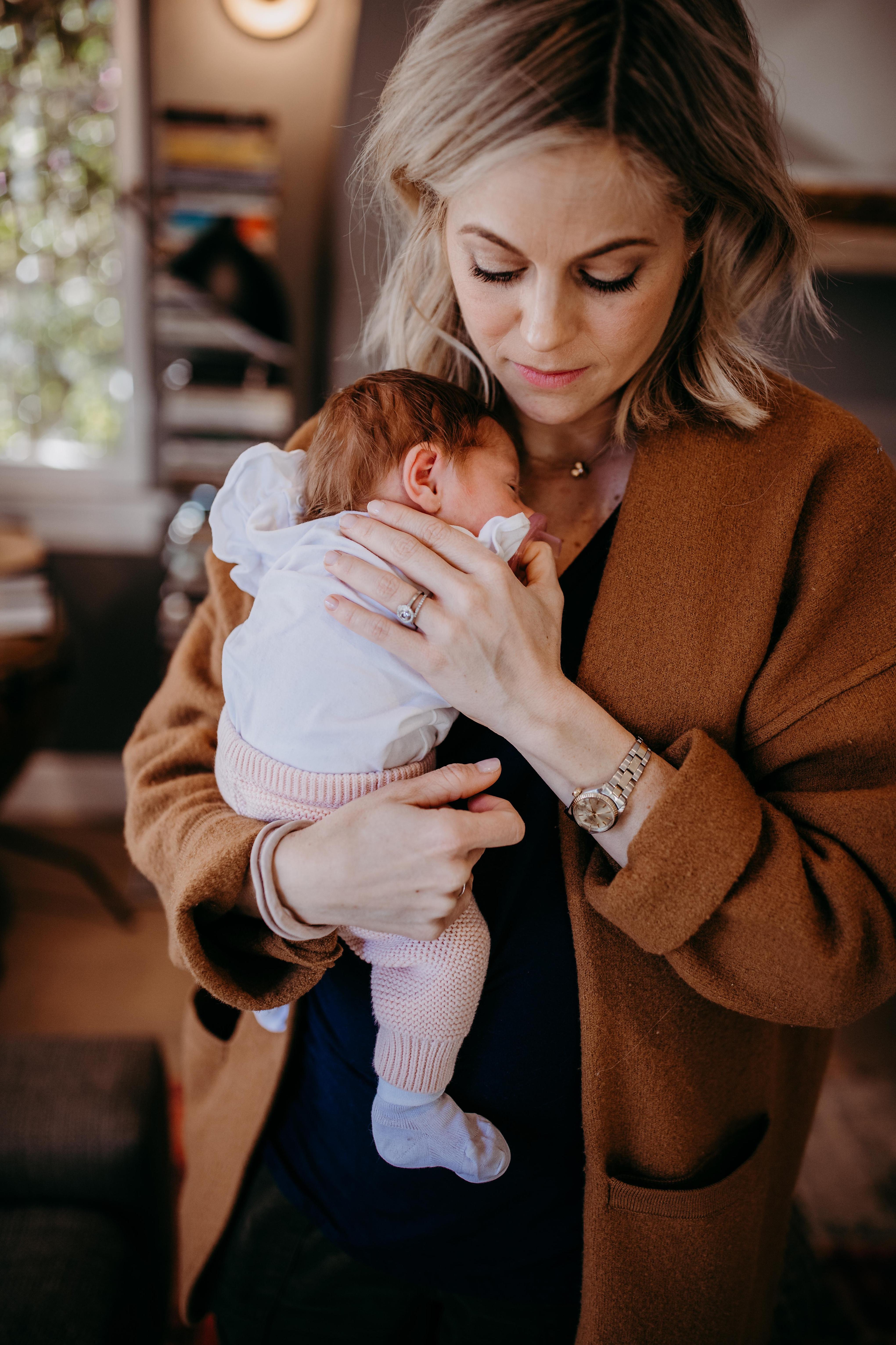 In-Home Postpartum Session