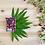 Thumbnail: Eponge lavable et réutilisable - Fleurs