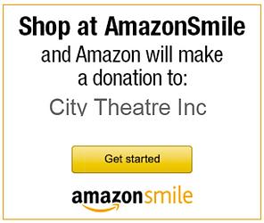 added bonus that Amazon  will donate .5% of your purchase price  to City Theatre - Miami