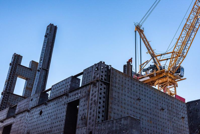 Coalition Materials: Steel & Concrete