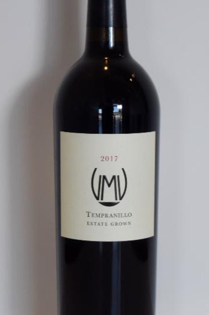 2017 Estate Tempranillo