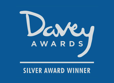 MOS and NW IMPACT Awarded Silver Davey Award