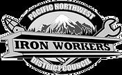 Northwest Iron Workers logo