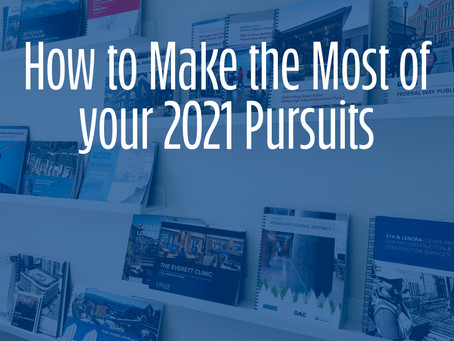 How to Make the Most of Your 2021 Pursuits