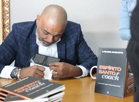 """Pr. Lazaro Augusto lança """"Espírito Santo coach"""""""