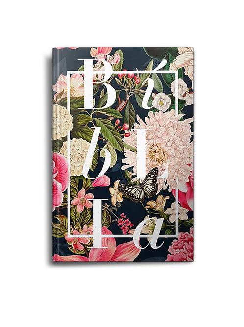 Bíblia Buque de Flores | NAA | Letra Normal | Capa Dura