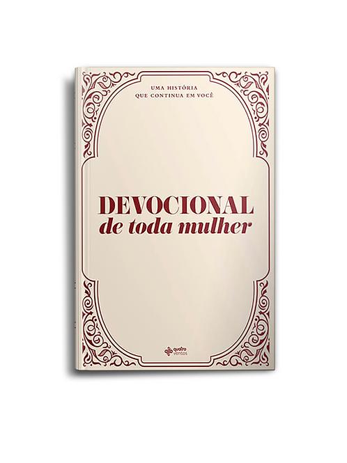 Devocional de Toda Mulher | Capa Dura