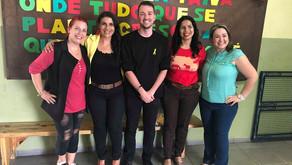 Ivan Bittencourt Jr participa do Setembro Amarelo na Escola Zilá Paiva