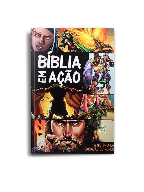 Bíblia em Ação | A História da Salvação do Mundo | Quadrinhos