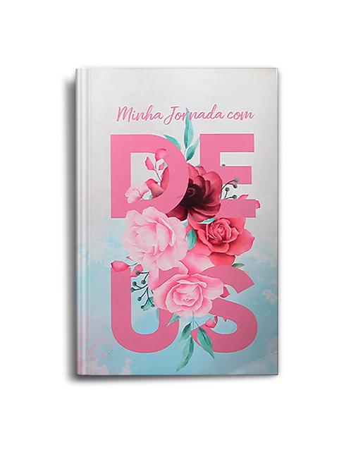 Minha Jornada com Deus | Livro de Oração