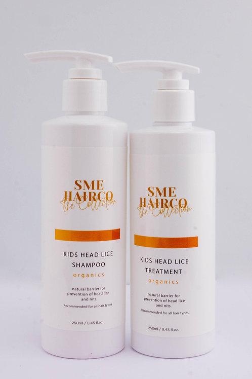 Kids Head Lice Shampoo + Treatment