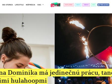 Rozhovor o mňe a hulahoopoch pre Noizz.sk