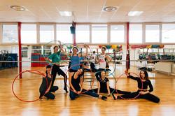 Hoop dance kurz