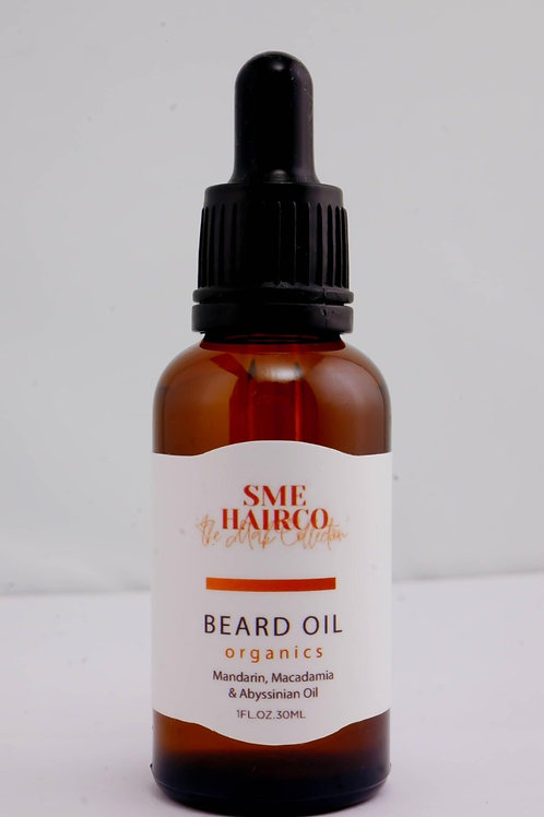 The Mak Collection Mens Beard Oil