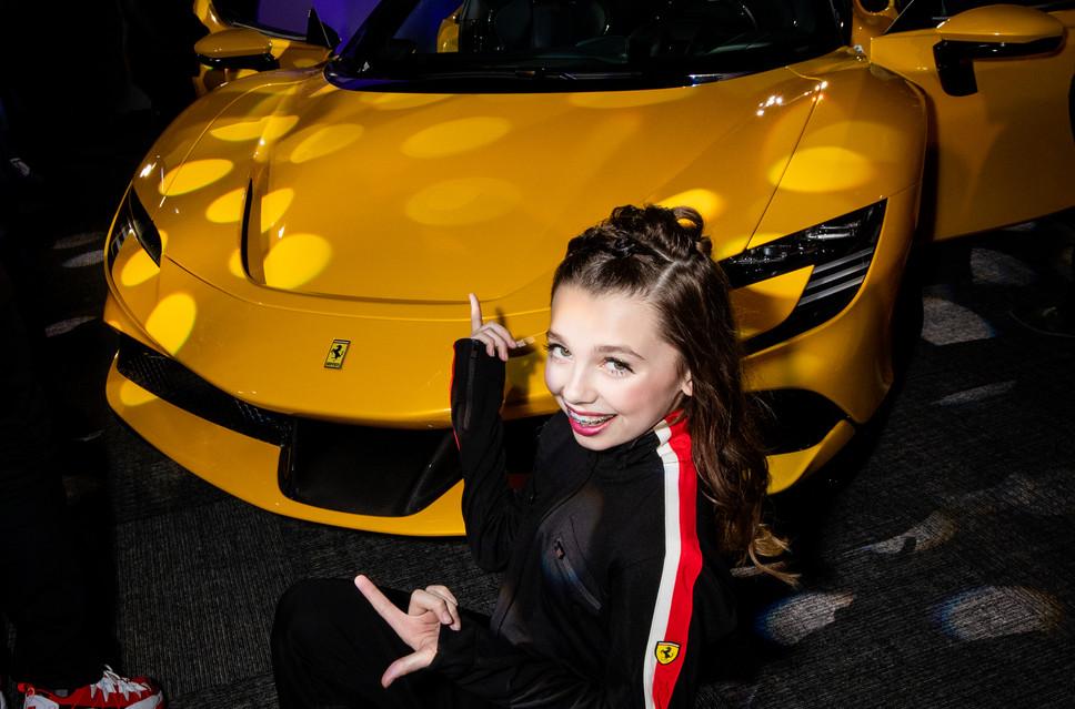 Hip Hop Dancer Lily Goehring