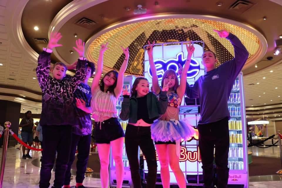 Prodigy Dance Crew Freestyle EDC Redbull