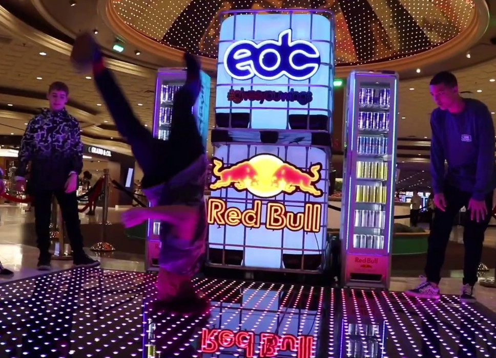 EDC Red Bull Compilation