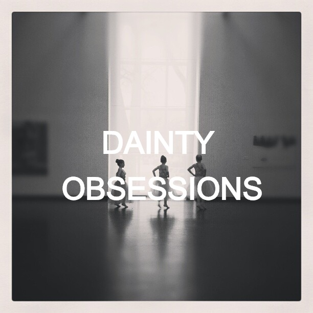 DAINTY OBSESSIONS COMMERCIAL