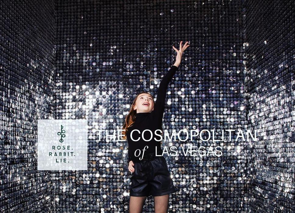 Cosmopolitan Las Vegas Rose.Rabbit.Lie..