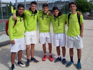 El equipo de Liga Juvenil se estrena en 2018 con victoria ante Alcorcón