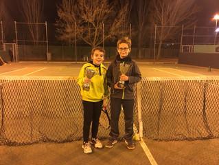Terminan las categorías juveniles del Torneo Social del Club