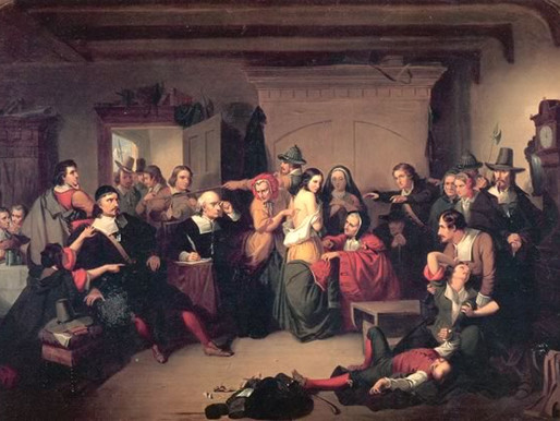 Thought Barriers: The Salem Witch Trials