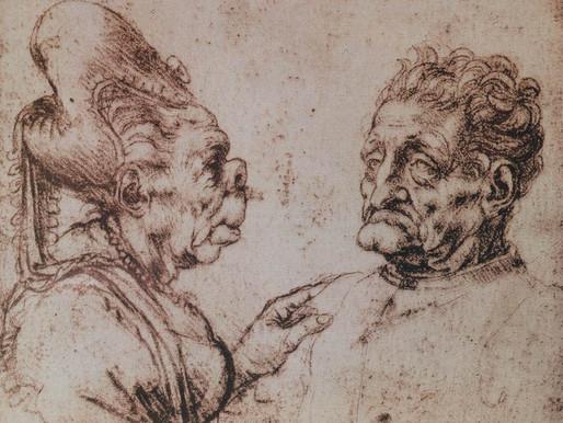 Leonardo DaVinci: The Extreme vs. the Typical