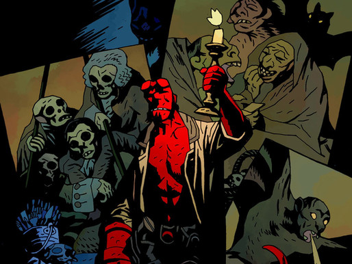 Artist Profile: Mike Mignola