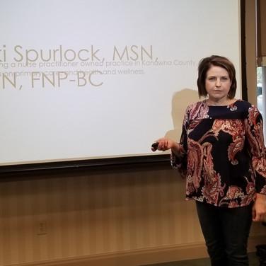 Vicki Spurlock