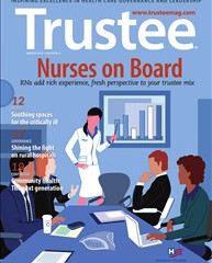 Nurses Add Value on Hospital Boards