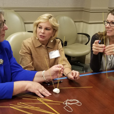 Build a Marshmallow Tower Exercise