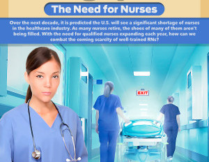Coming Up Short - Nurses Needed