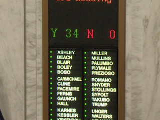 APRN Full Practice Passes WV Senate